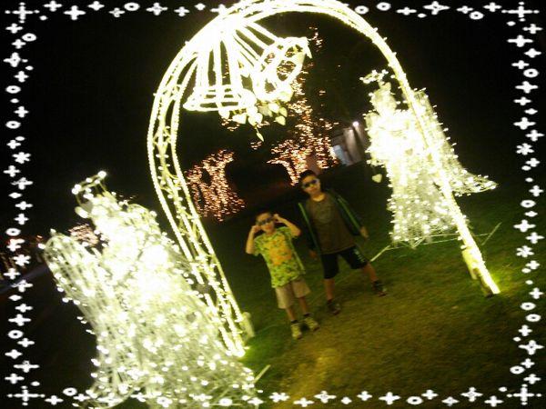 沖縄のイルミネーション2